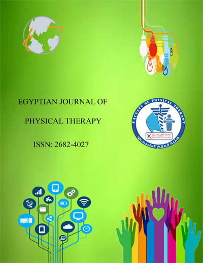 Egyptian Journal of Physical Therapy